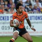 Denny Solomona has been registered in Sale's Champions Cup squad