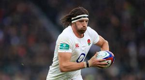 England flanker Tom Wood returns to the Northampton team for Friday's European Champions Cup clash against Leinster