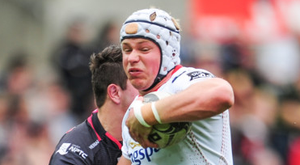 Crunch tie: Luke Marshall feels Ulster are in great shape to take on powerful pool leaders Clermont tomorrow at the Kingspan