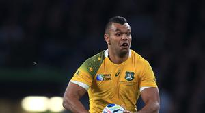 Australia utility back Kurtley Beale has been named in the Wasps team for Sunday's Champions Cup tie against Connacht