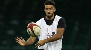 Keelan Giles maintained his try-scoring form for Ospreys