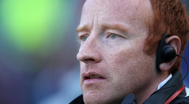 Ben Ryan has fallen out with the Fijian Rugby Union