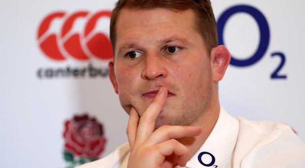 England captain Dylan Hartley faces a disciplinary hearing on Wednesday