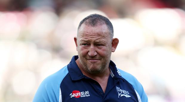 Sale Sharks rugby director Steve Diamond knows the size of challenge awaiting his players against Saracens on Sunday