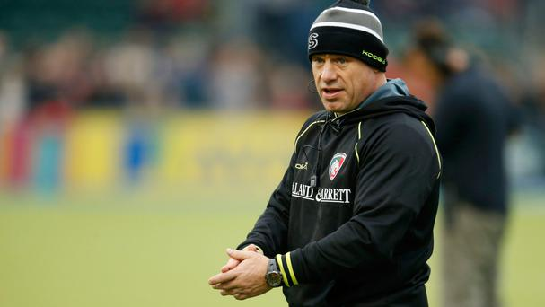 Leicester head coach Richard Cockerill praised his players following the win over Munster