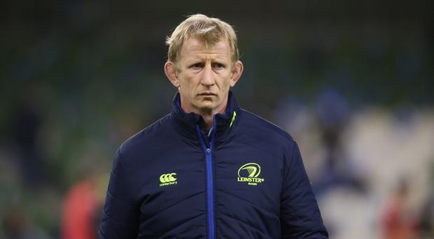 Leo Cullen was impressed by the clinical finishing of Leinster