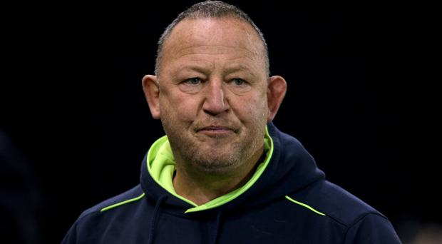 Steve Diamond was frustrated with the officials after Sale's loss to Saracens