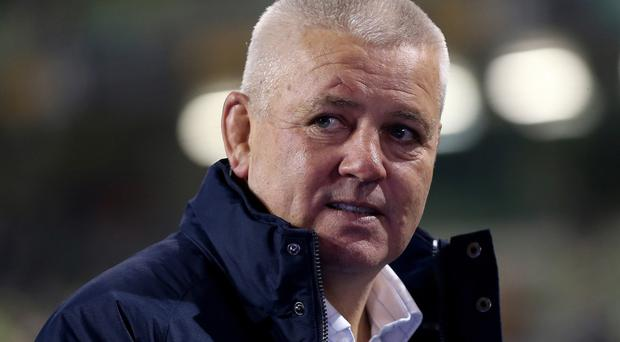 Warren Gatland has rejected a recent approach from a New Zealand club