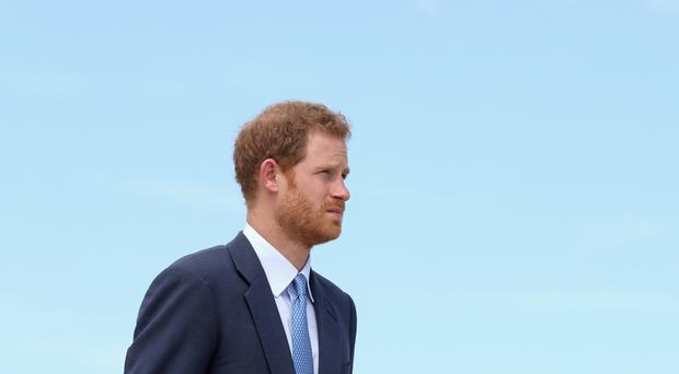 Prince Harry is to become patron of the Rugby Football Union