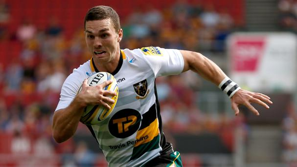 Northampton expect George North to return to action later this week