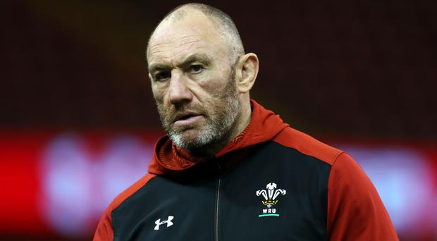 Robin McBryde will act as head coach on next summer's Pacific Islands tour