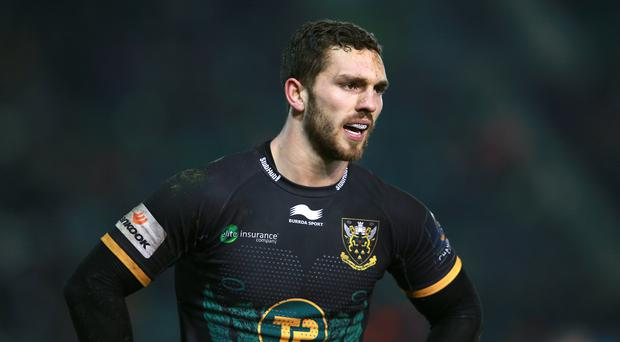 Northampton have escaped sanction for their handling of George North's latest concussion episode