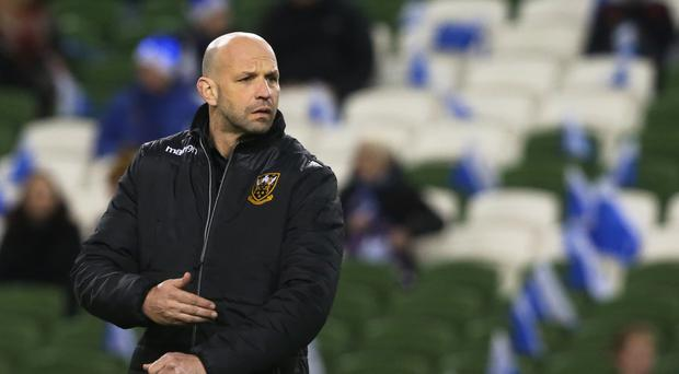 Jim Mallinder wants a response from Northampton