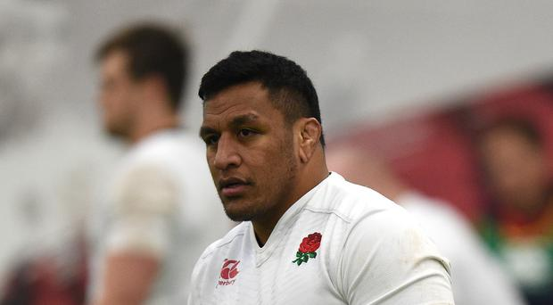 England prop Mako Vunipola is a Six Nations doubt with a knee injur
