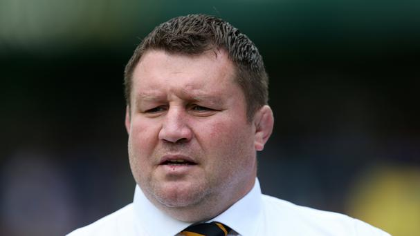 Dai Young is preparing Wasps to face Newcastle