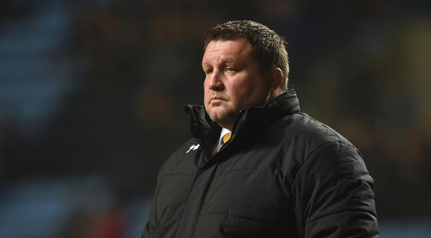 Wasps boss Dai Young saw his side edge home to victory