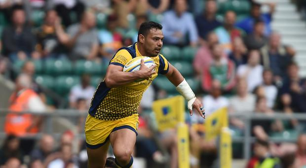 Ben Te'o impressed for Worcester