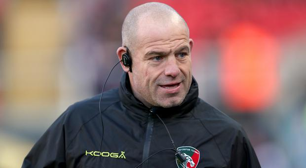 Richard Cockerill had been Leicester's director of rugby since 2010