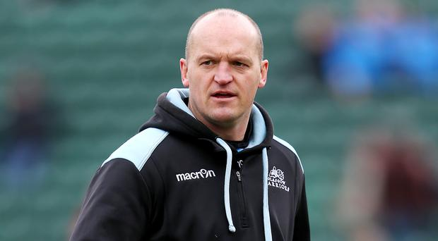 Gregor Townsend confessed he switched off halfway through Racing 92's Champions Cup clash with Munster