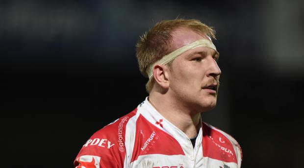 Matt Kvesic has agreed a three-year deal to join Exeter from Gloucester