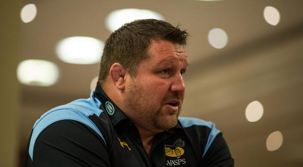 Dai Young insists Wasps must finish their chances