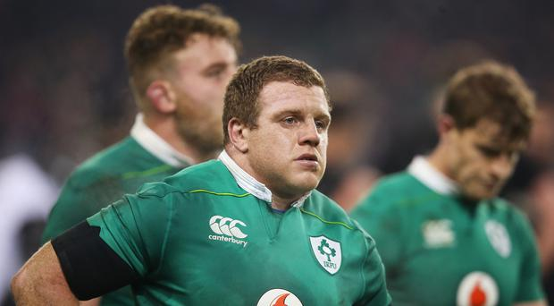 Ireland's Sean Cronin has been ruled out of the RBS 6 Nations with a hamstring injury