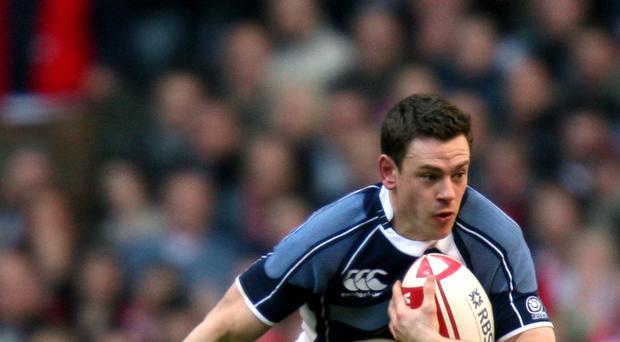 Former Scotland centre Nick De Luca will retire in the summer