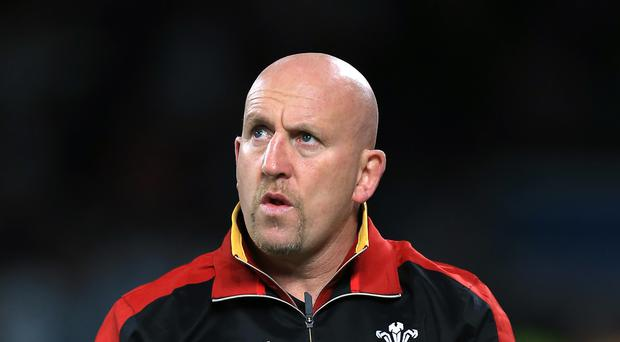 Shaun Edwards has lavished praise on new Wales captain Alun Wyn Jones