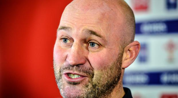 Alex King is relishing a role with Wales in this season's RBS 6 Nations Championship