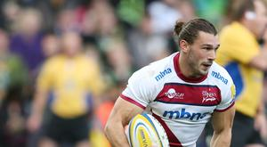 Tom Arscott has had his contract terminated by Sale Sharks