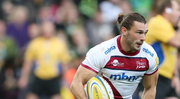 Tom Arscott has released a statement via the Rugby Players' Association following his sacking by Sale Sharks