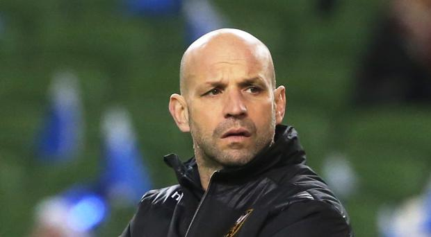 Northampton boss Jim Mallinder was not downhearted by his side's performance in France