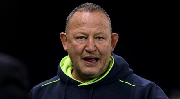 Sale director of rugby Steve Diamond was pleased with his side's resilience