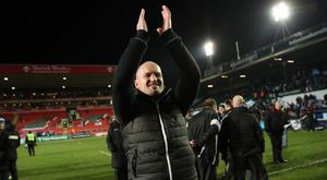 Gregor Townsend said Glasgow's win over Leicester was one of his side's 'best-ever performances'