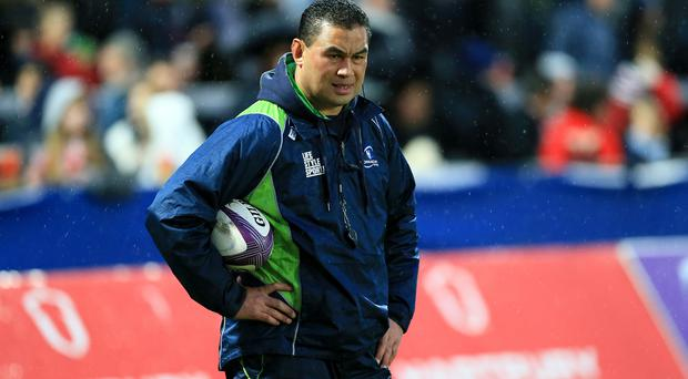 Pat Lam was frustrated as Connacht fell agonisingly short of qualification