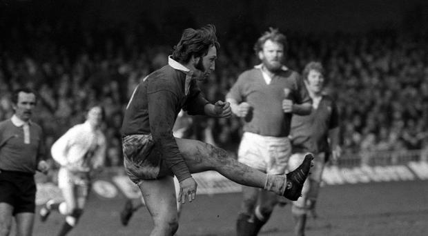 JPR Williams is one of the famous names to have played for London Welsh