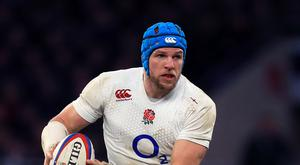 England are worried about James Haskell