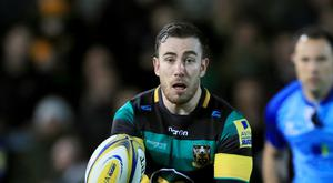 JJ Hanrahan will return to home province Munster after two years with Northampton Saints