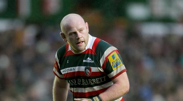 Leicester's mauling by Glasgow has caused Dan Cole much anguish