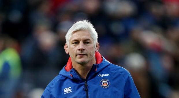 Todd Blackadder was not concerned by Bath's draw with Gloucester