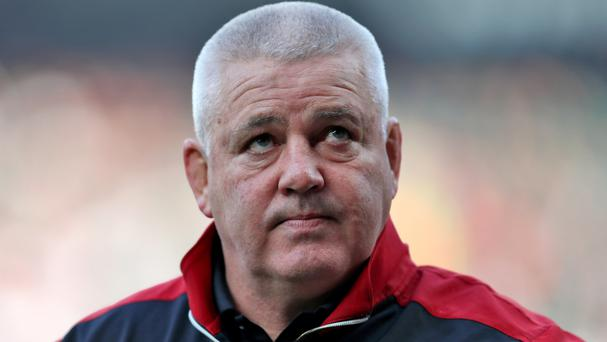 Warren Gatland is the head coach for the British and Irish Lions' tour to New Zealand later this year