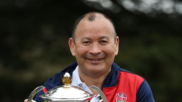 Repetition has been key for Eddie Jones