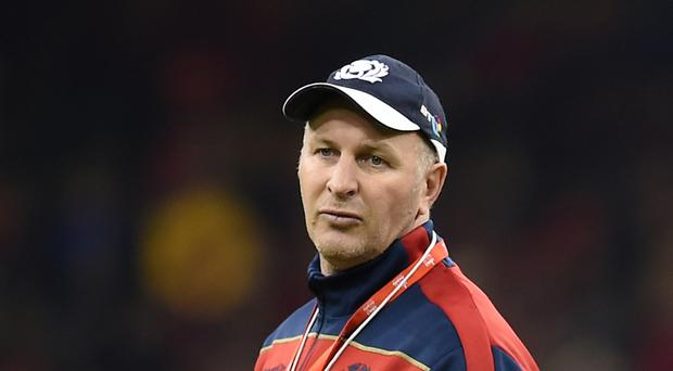 Scotland assistant coach Jason O'Halloran has preached caution ahead of the Six Nations