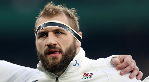 Joe Marler is in a race against time to be fit for the tournament
