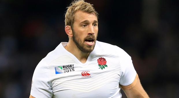 Former England captain Chris Robshaw will be among the injury absentees during this season's RBS 6 Nations Championship