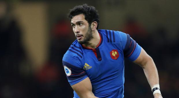 France international centre Maxime Mermoz has joined Leicester for the rest of this season