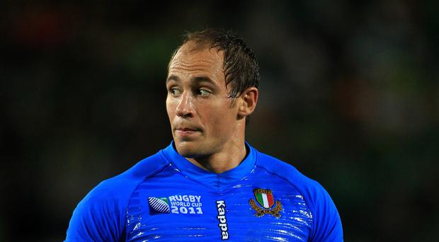 Italy captain Sergio Parisse will demand a high-intensity performance from his team against Wales on Sunday