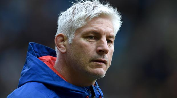 Todd Blackadder, Bath director of rugby, was frustrated after the defeat by Newcastle