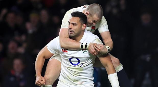 Ben Te'o was England's match-winner