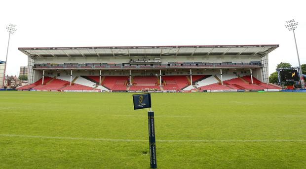 Gloucester signed off from Kingsholm in Europe with a win